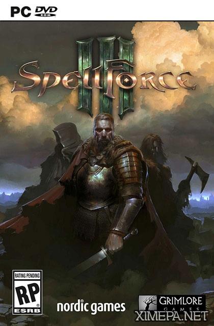 постер игры SpellForce 3