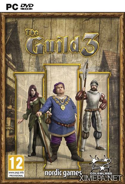 постер игры The Guild 3