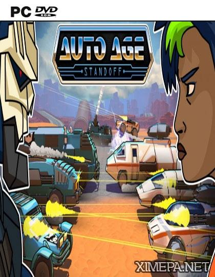 постер игры Auto Age: Standoff