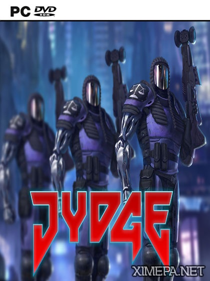 постер игры JYDGE