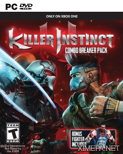 постер игры Killer Instinct