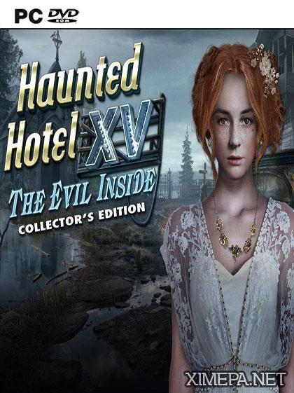 постер игры Проклятый отель 15: Зло внутри