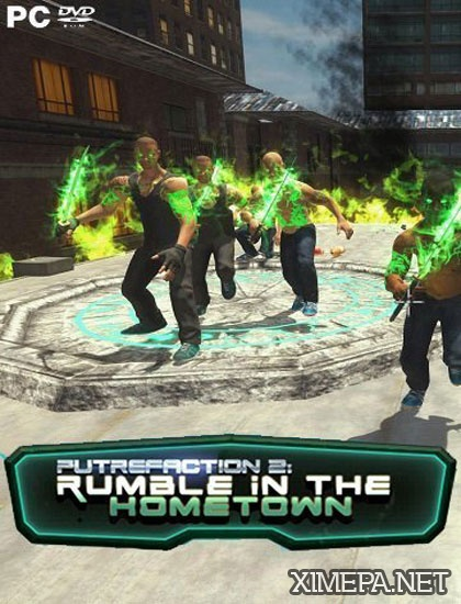 постер игры Putrefaction 2: Rumble in the hometown