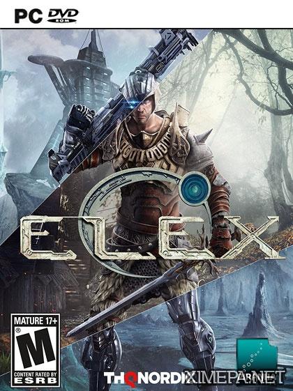 постер игры ELEX