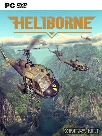 постер игры Heliborne