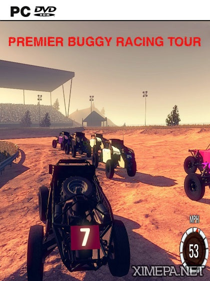 постер игры Premier Buggy Racing Tour