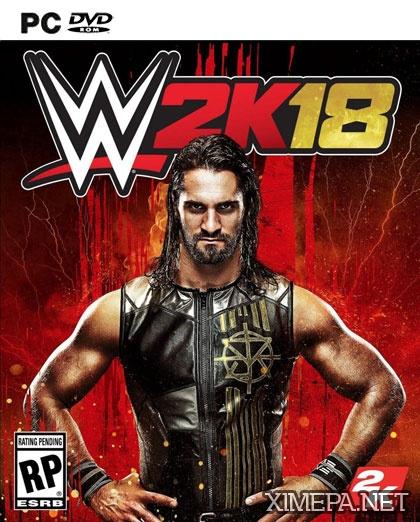 постер игры WWE 2K18