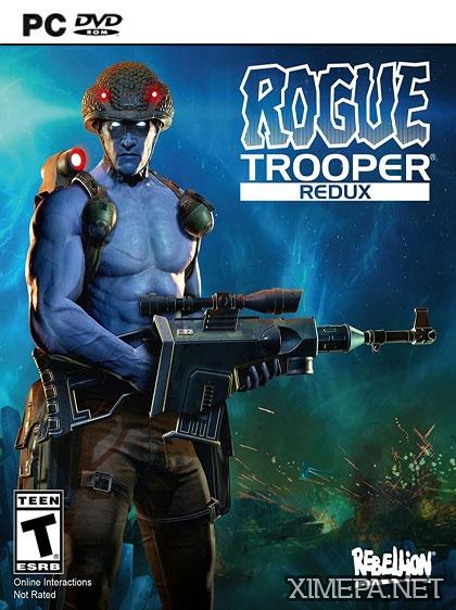 постер игры Rogue Trooper Redux