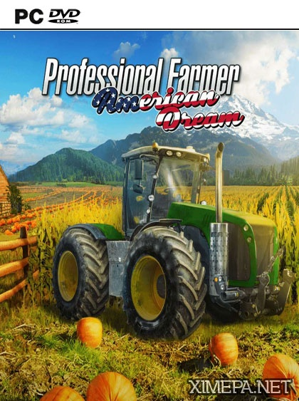 постер игры Professional Farmer: American Dream