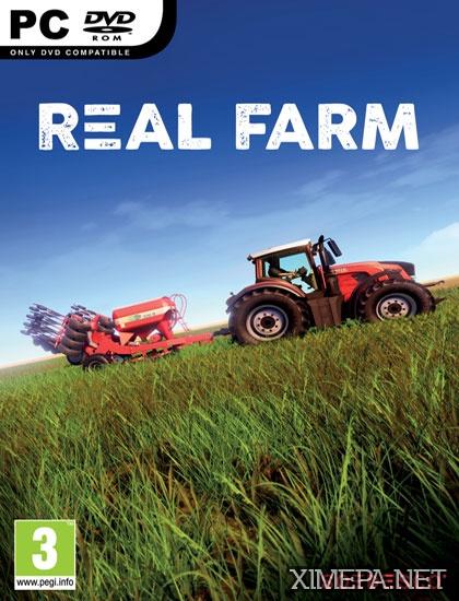 постер игры Real Farm