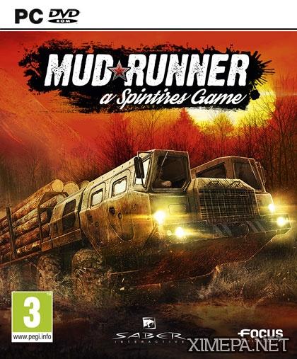 постер игры Spintires: MudRunner