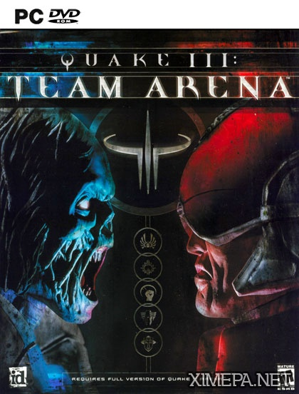 постер Quake 3 Team Arena