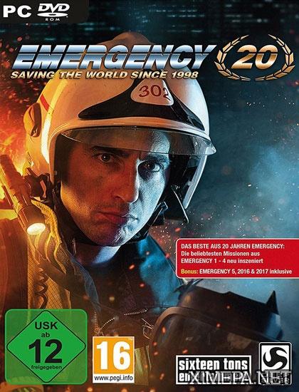 постер игры EMERGENCY 20
