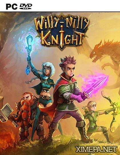 постер игры Willy-Nilly Knight