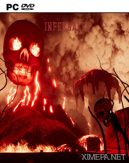 постер игры Infernales