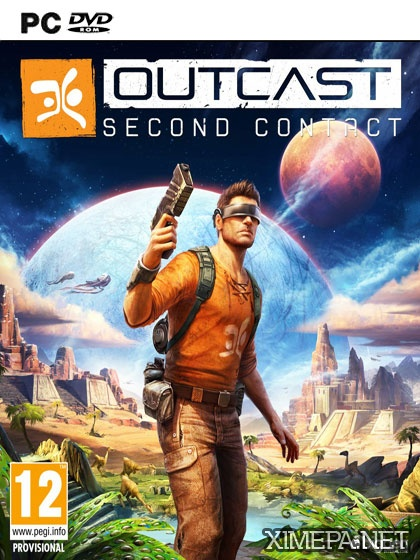 постер игры Outcast - Second Contact