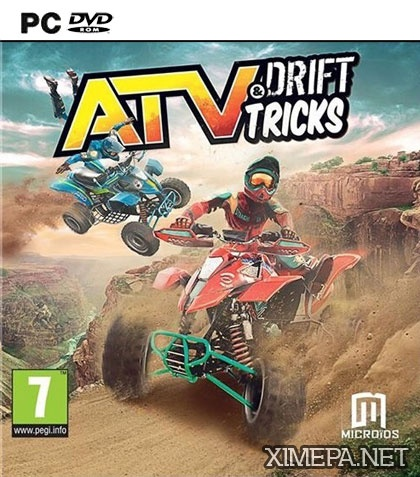 постер игры ATV Drift and Tricks