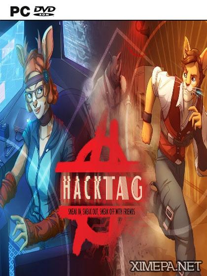 постер игры Hacktag