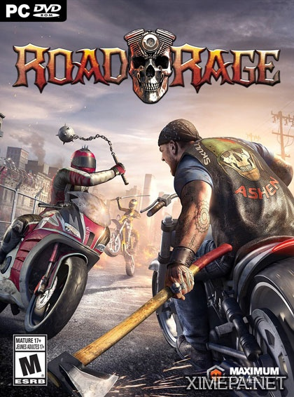 постер игры Road Rage