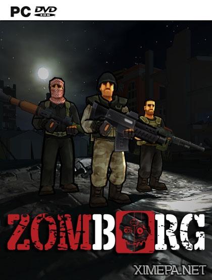 постер игры Zomborg
