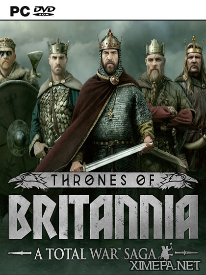 постер игры Total War Saga: Thrones of Britannia