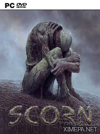 постер игры Scorn