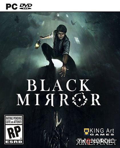 постер игры Black Mirror