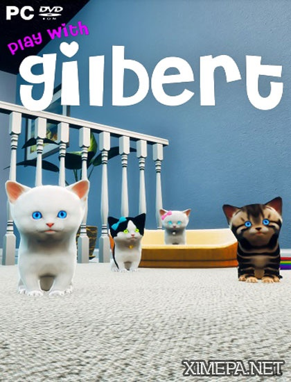 постер игры Play with Gilbert