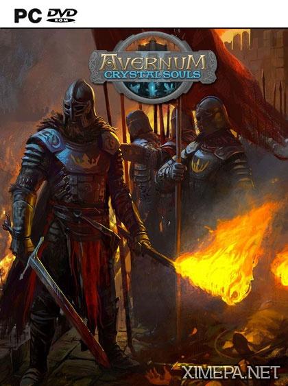 постер игры Avernum 2: Crystal Souls