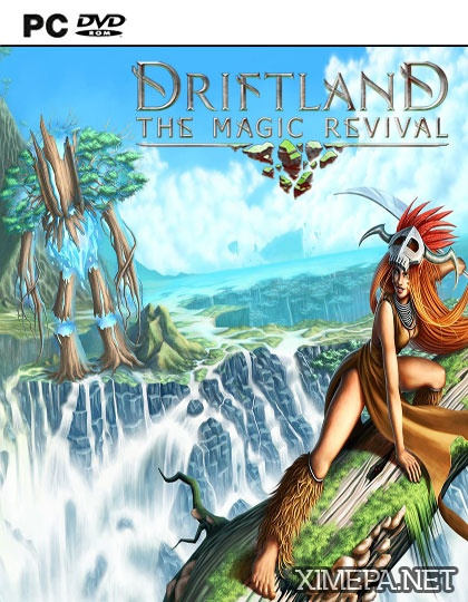 постер игры Driftland: The Magic Revival