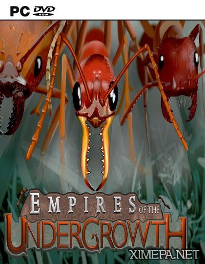 постер игры Empires of the Undergrowth