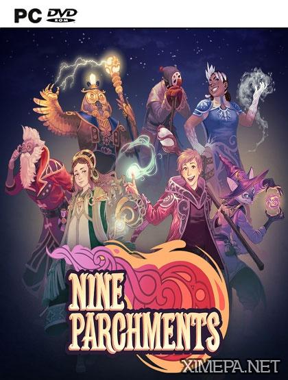 постер игры Nine Parchments
