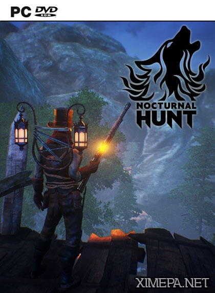 постер игры Nocturnal Hunt