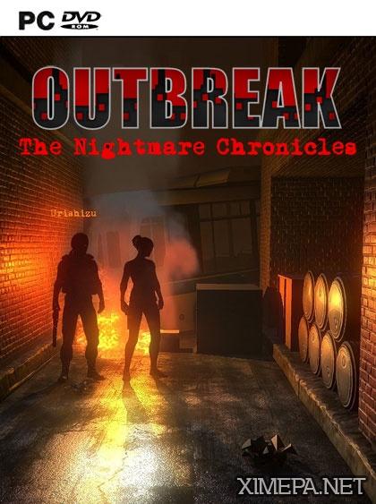 постер игры Outbreak: The Nightmare Chronicles