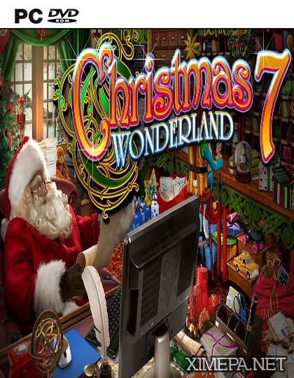постер игры Рождество Страна Чудес 7