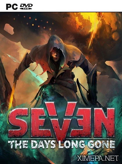постер игры Seven The Days Long Gone