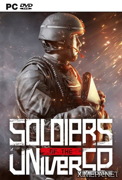 постер игры Soldiers of the Universe