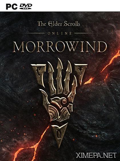 постер игры The Elder Scrolls Online Morrowind