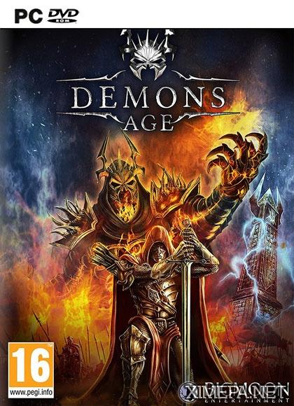 постер игры Demons Age