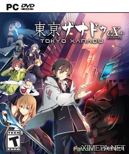 постер игры Tokyo Xanadu eX+