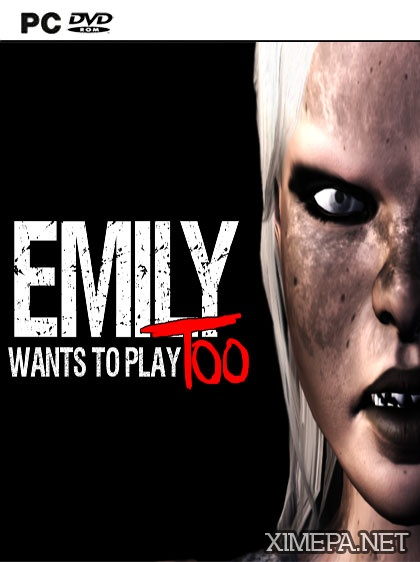 постер игры Emily Wants to Play Too