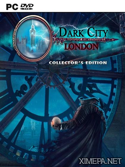 постер игры Мрачный город Лондон