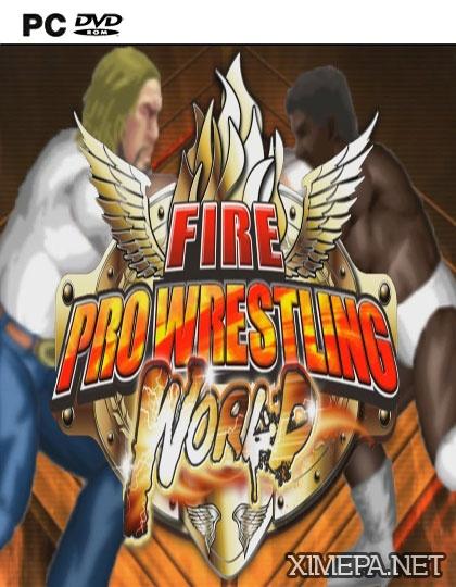 постер игры Fire Pro Wrestling World