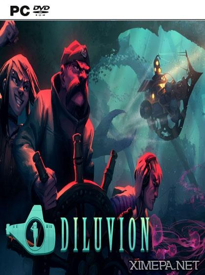 постер игры Diluvion