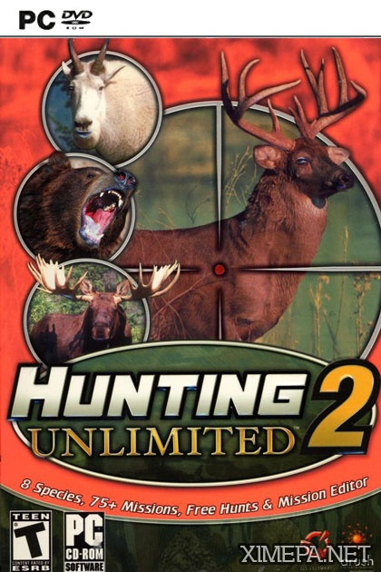 постер игры Hunting Unlimited 2