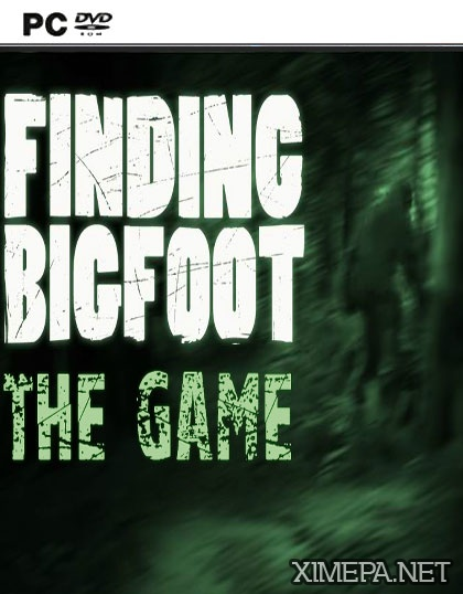 постер игры Finding Bigfoot