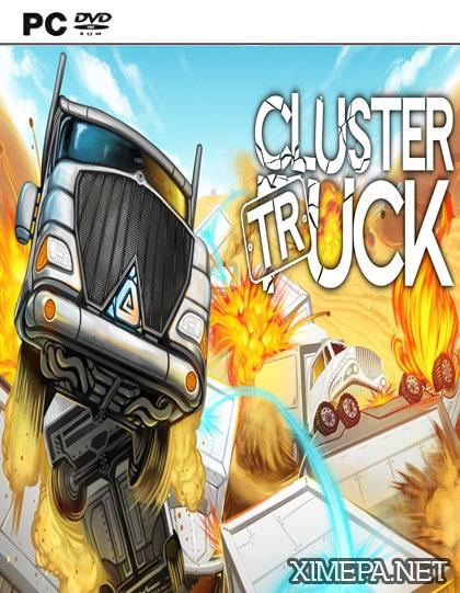 постер игры Clustertruck