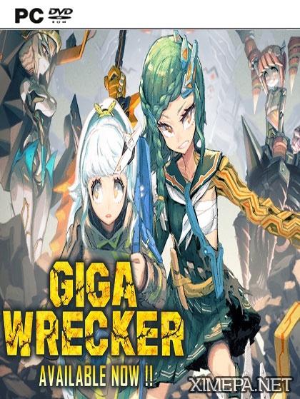 постер игры Giga Wrecker