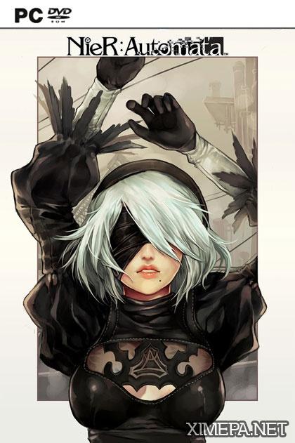 постер игры Nier: Automata