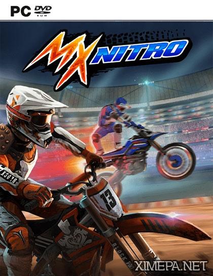 постер игры MX Nitro 2017